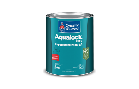aqualock 6000 impermeabilizante sherwin williams pintura