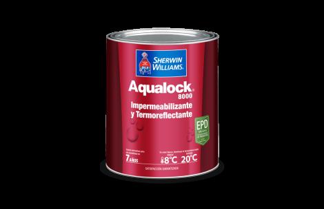 impermeabilizante gotera pintura sherwin williams aqualock