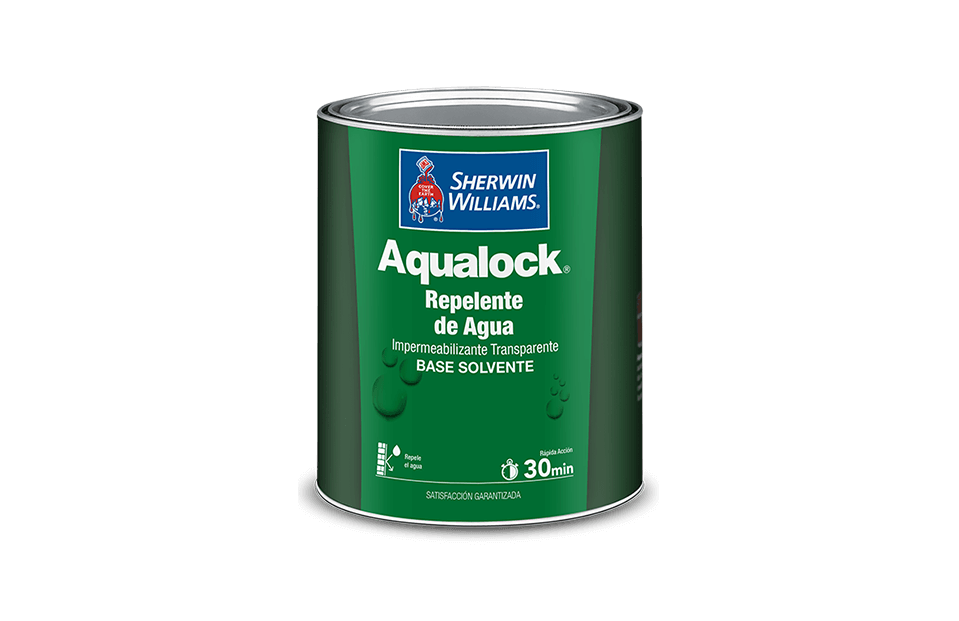 aqualock repelente sherwin williams