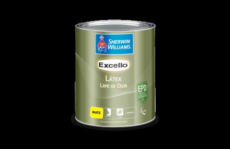 pintura libre de olor excello sherwin williams