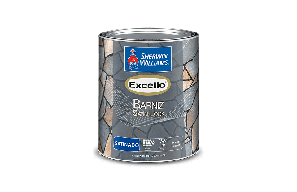excello barniz satin pintura sherwin williams