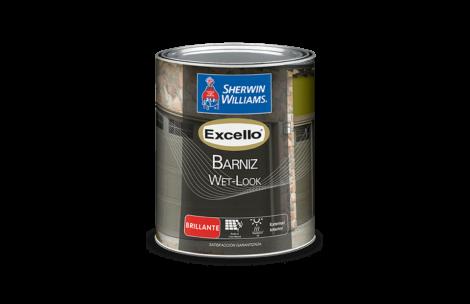 excello barniz wet pintura sherwin williams