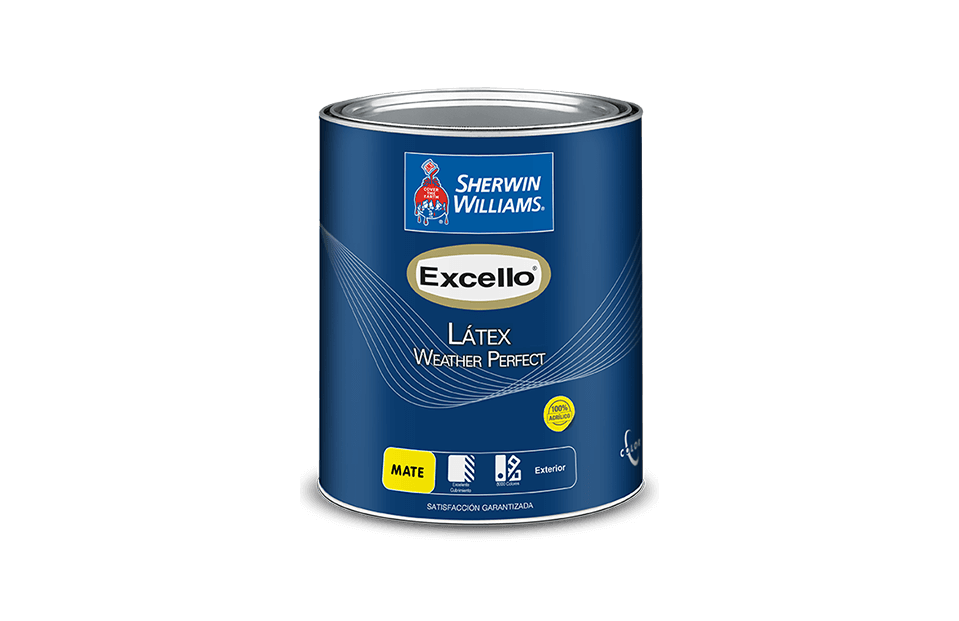 excello exterior pintura sherwin williams