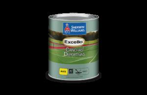 Excello Canchas Deportivas pintura sherwin williams