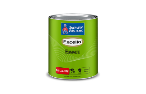excello esmalte pintura sherwin williams