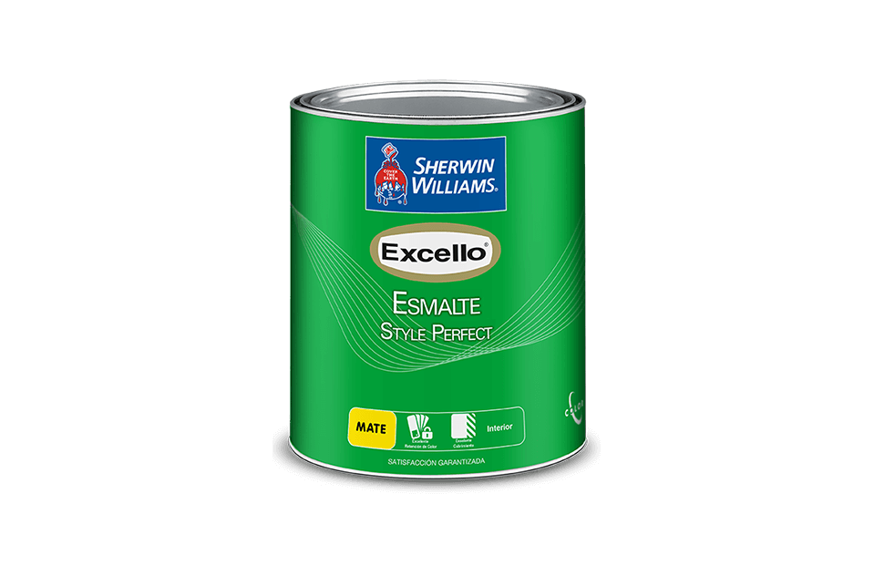 excello esmalte style perfect pintura sherwin williams