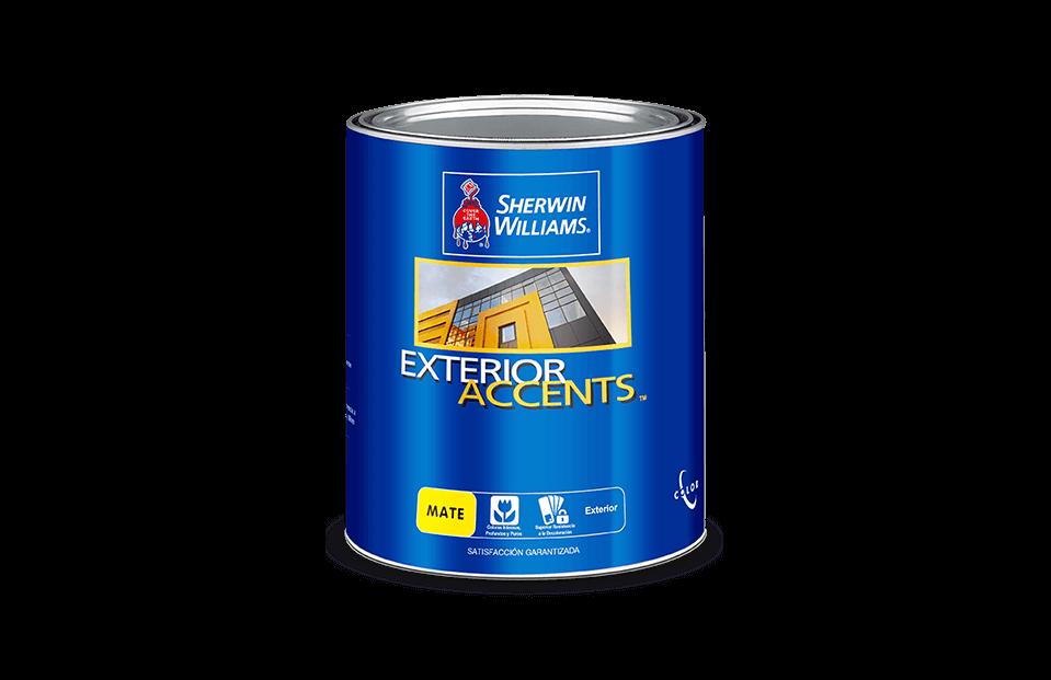 Exterior Accents pintura