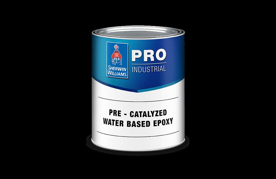 Pre Catalyzed Water Based Epoxy Sherwin Williams De