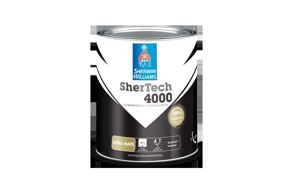 SherTech 4000