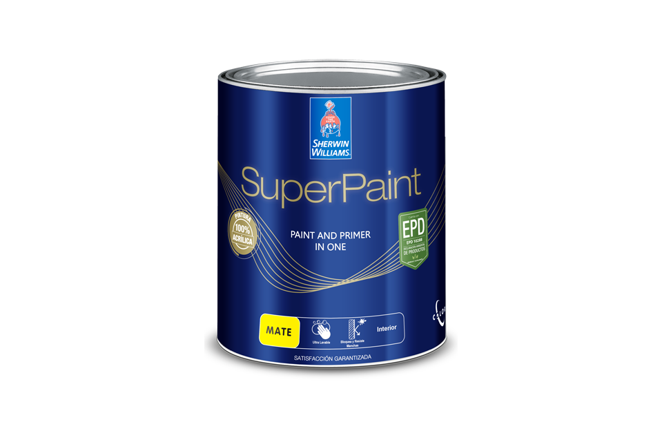 SuperPaint Pintura Interior Sherwin Williams