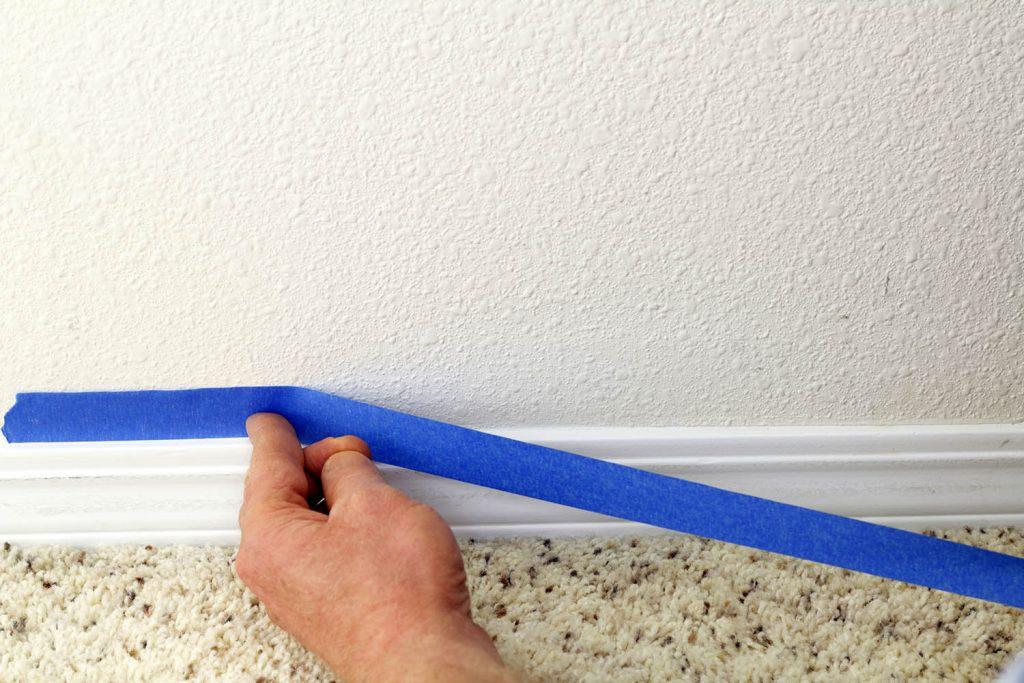 Preparar las paredes antes de pintar