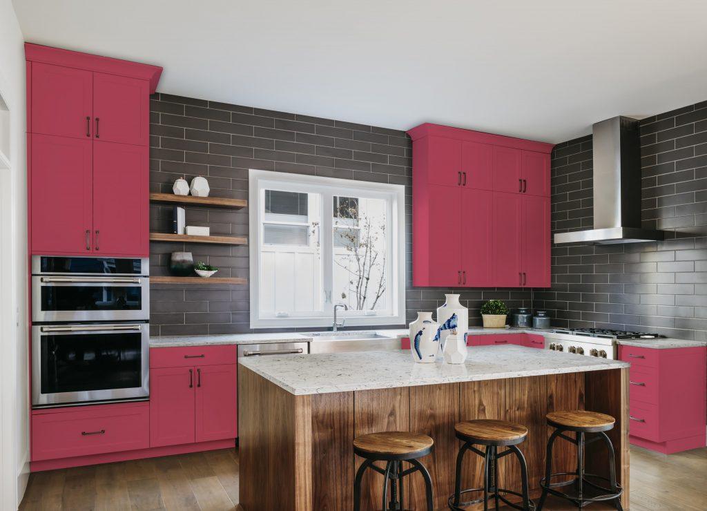 Febrero: Eros Pink SW 6860