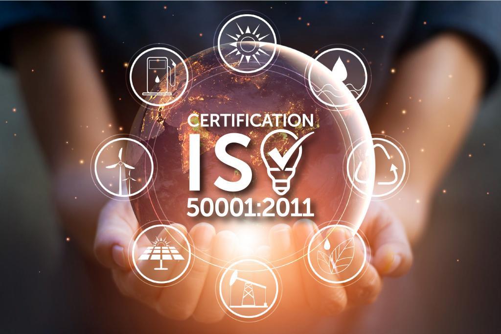 Certificación ISO 50001:2011
