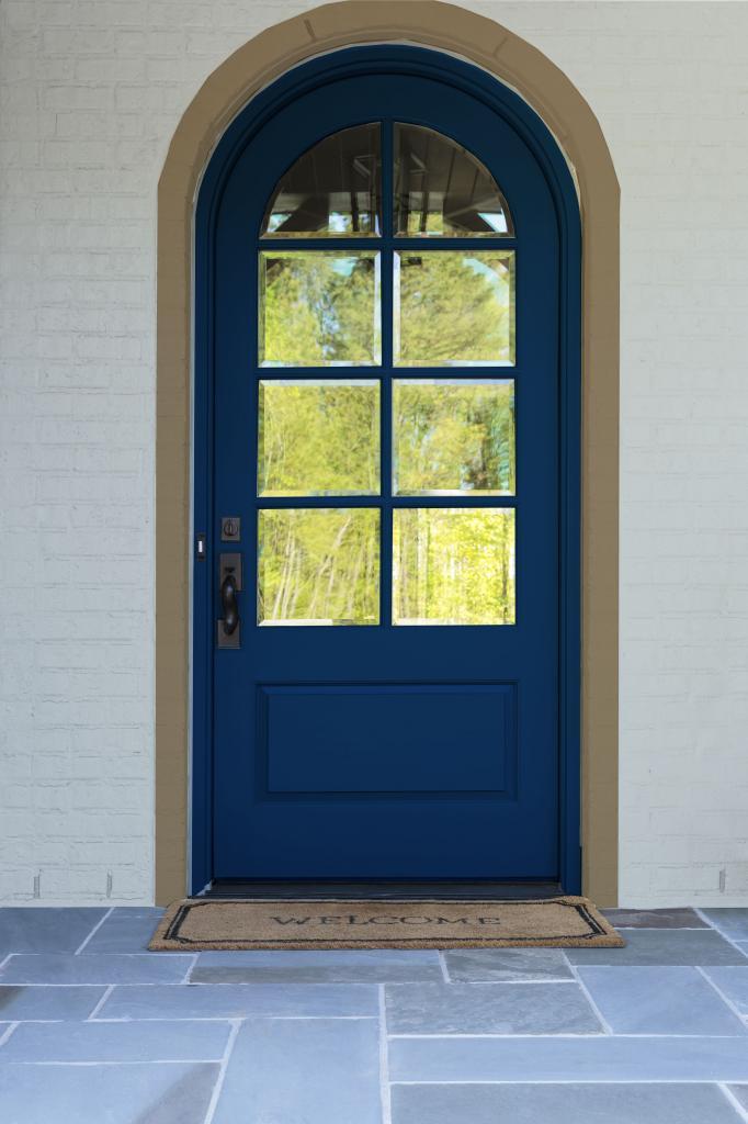 Colores en puertas