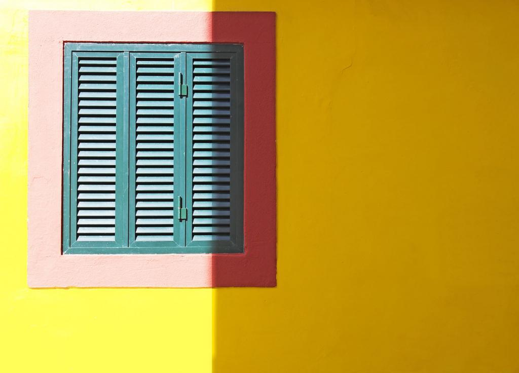 Decoloración en paredes