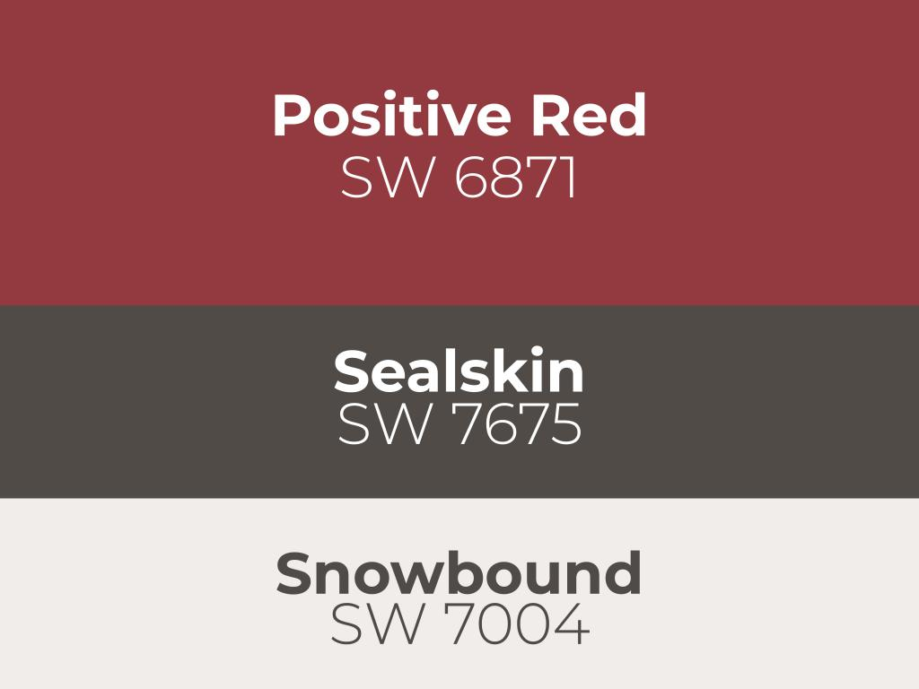 Positive Red SW 6871