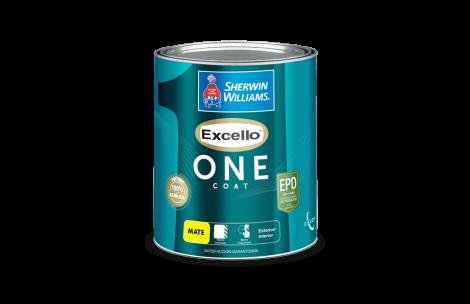 excello one coat pintura interior sherwin williams
