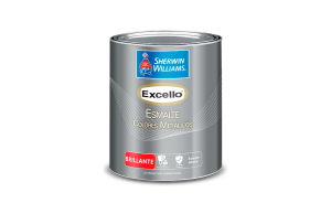 excello esmalte pintura metalicos sherwin williams