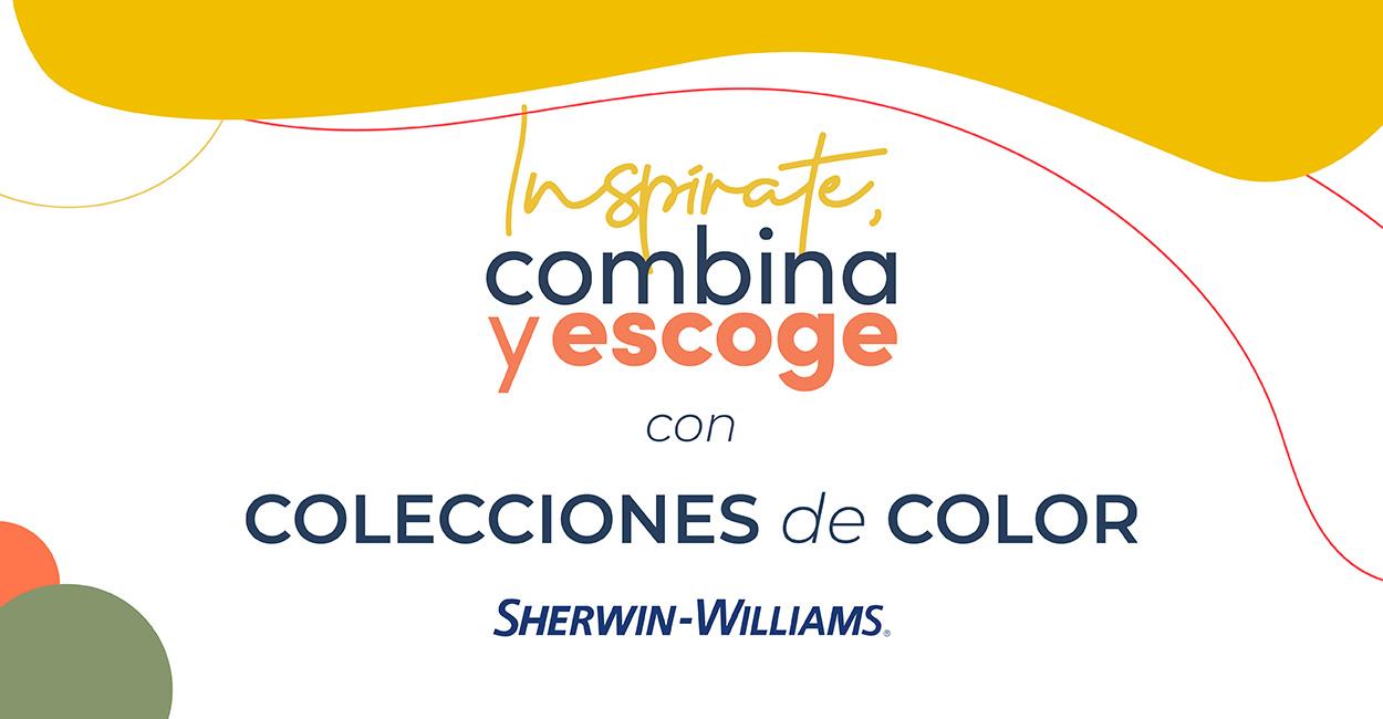 Colecciones de Color Sherwin-Williams