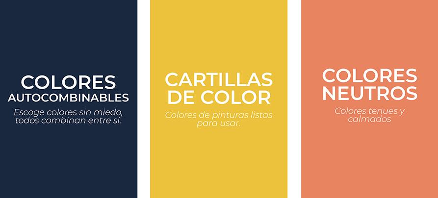 Colecciones de Color