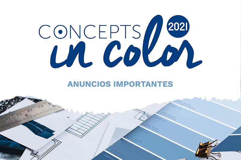 Concepts in Color 2021