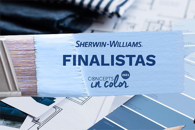 Finalistas Concepts in Color 2021